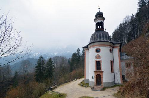 Wallfahrtskirche Maria Kunterweg | Ramsau