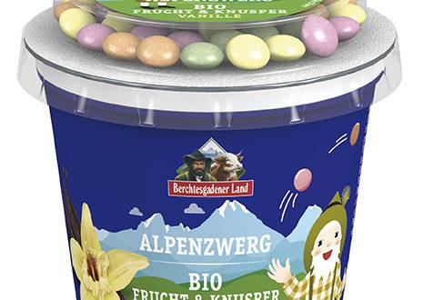 Alpenzwerg Frucht & Knusper