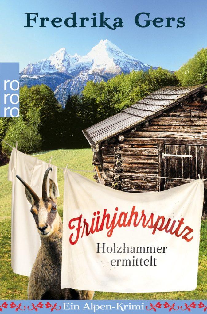 Holzhammer ermittelt von Fredrika Gers