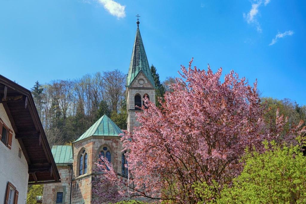Die Christuskirche Berchtesgaden