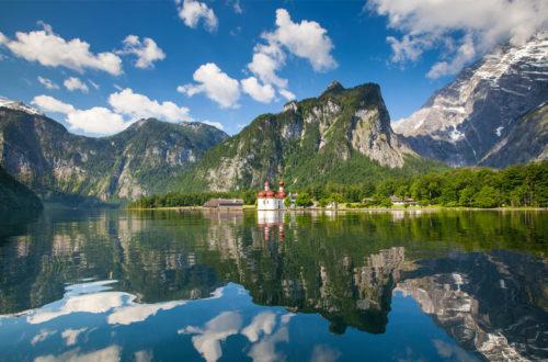 Der Königssee: Traumziel in Bayern