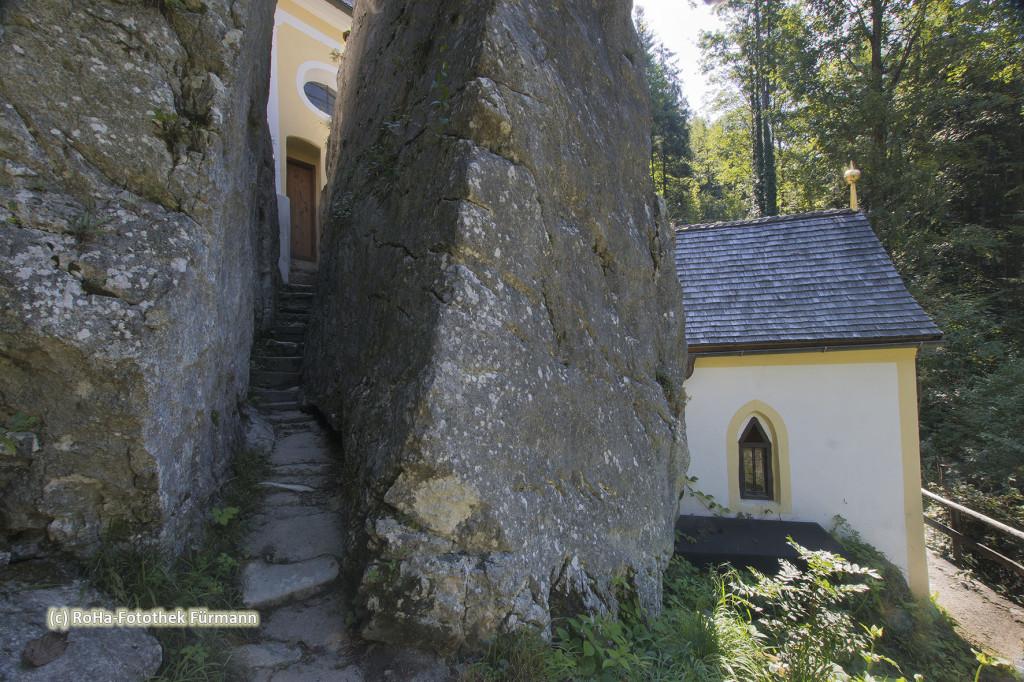 die Marienwallfahrtskirche Klobenstein in Kössen in Tirol, Österreich - Austria