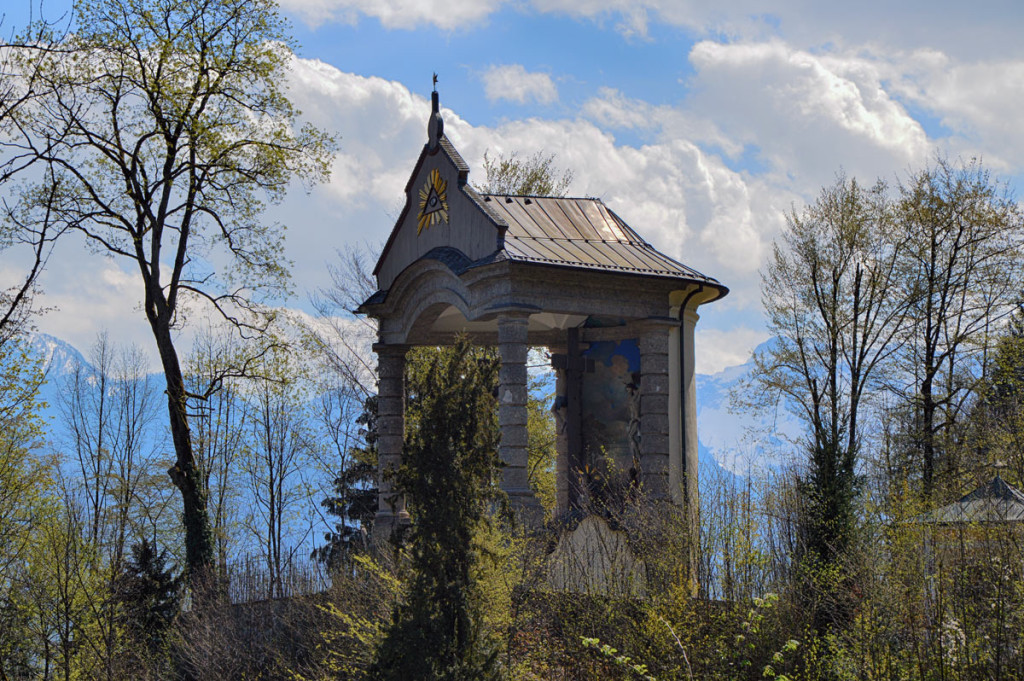 Kalvarienberg Kapelle Berchtesgaden
