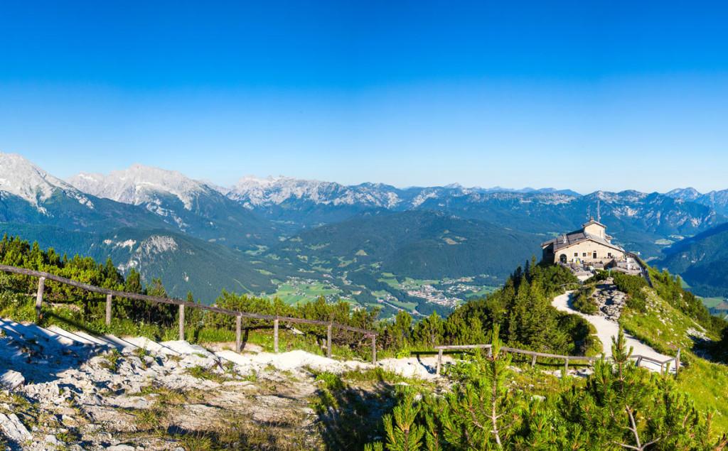 Das Kehlsteinhaus: Traumziel in Bayern