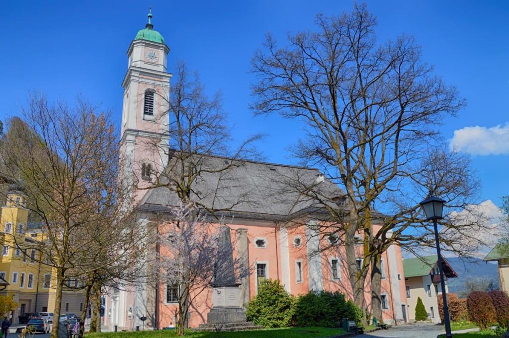 Pfarrkirche St. Andreas Berchtesgaden