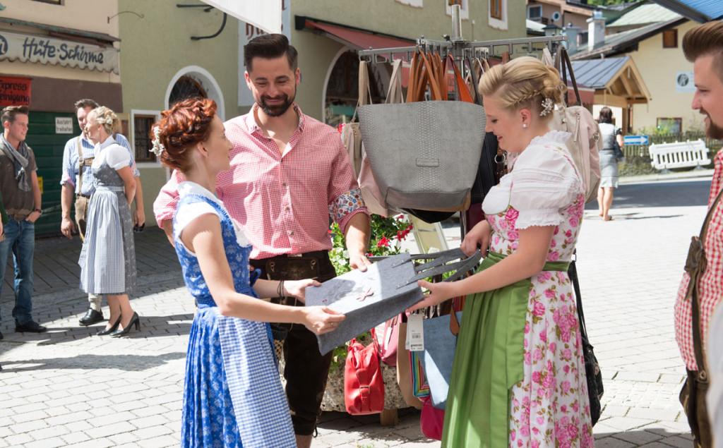 Ganghofer Sonntag in Berchtesgaden