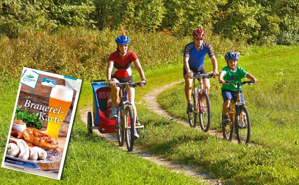 Neue Radkarte: Die privaten Heimatbrauer