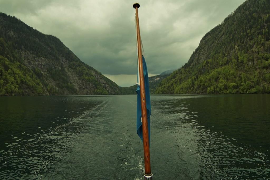 Ein Muss für jeden Berchtesgaden-Besucher: Eine Fahrt über den Königssee