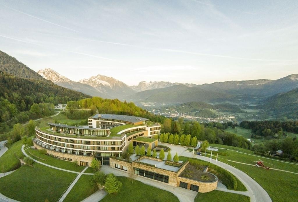 Das Kempinski Hotel Berchtesgaden am Obersalzberg