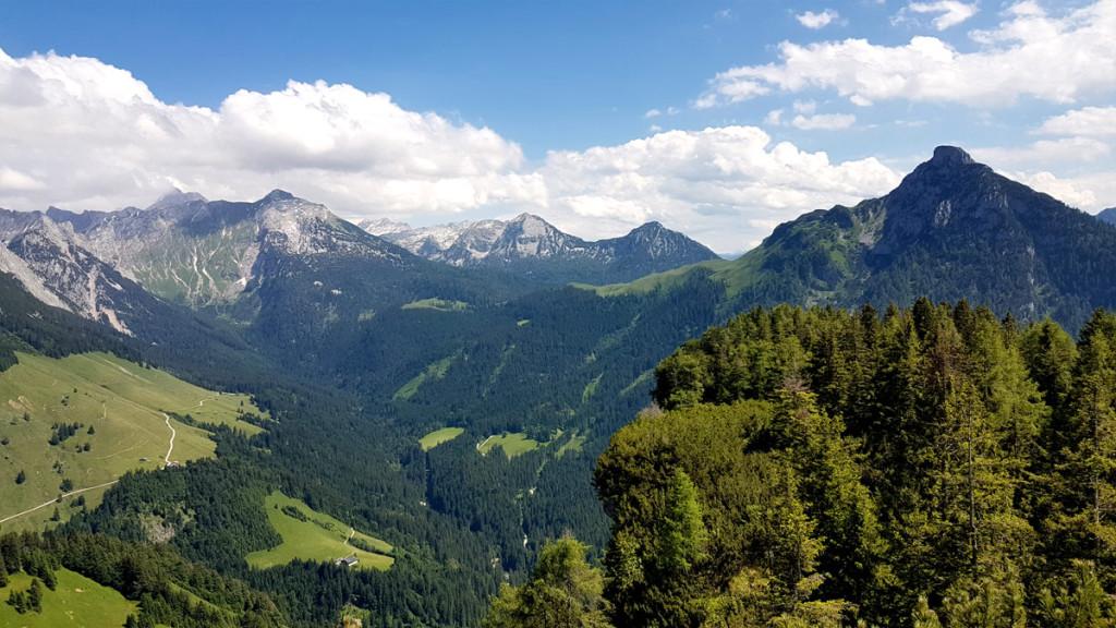 Kammerlingalm und Kallbrunnalm