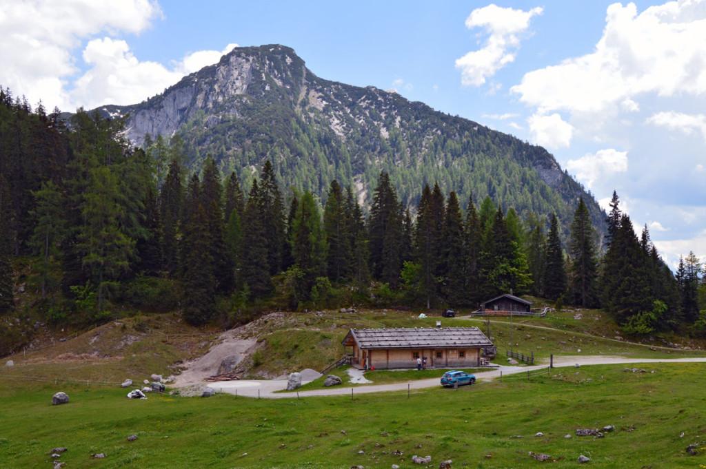 Der Kaskeller: Kallbrunner Almkäse