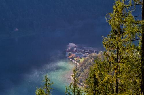 St. Bartholomä | Königssee von oben