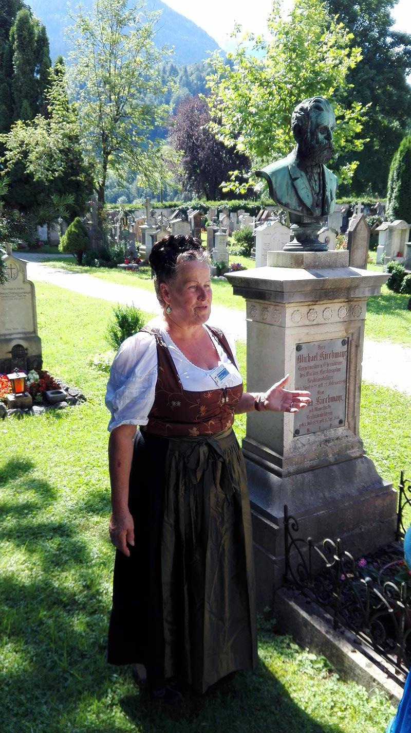 Anna Glossner erzählt von berühmten BerchtesgadenernAnna Glossner erzählt von berühmten Berchtesgadenern