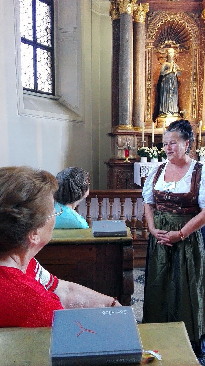 In der Franziskanerkirche