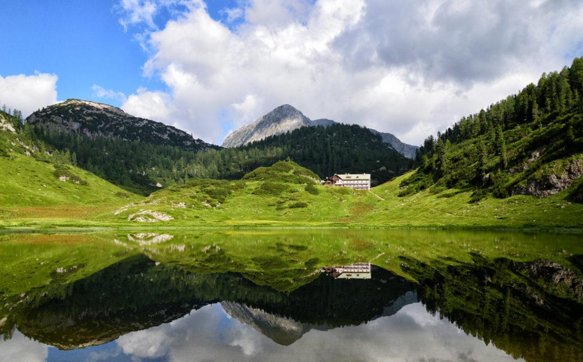 Die grüne Oase im Steinernen Meer: Der Funtensee und das Kärlingerhaus