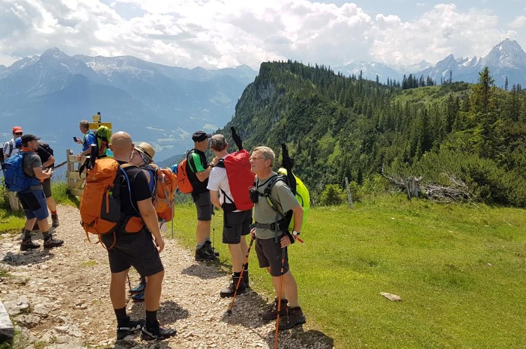 Pause am Gatterl | 24 Stunden Untersberg extrem