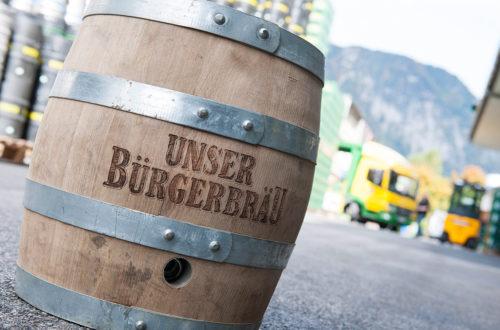 Bürgerbräu: Das Bier der Alpenstadt Bad Reichenhall