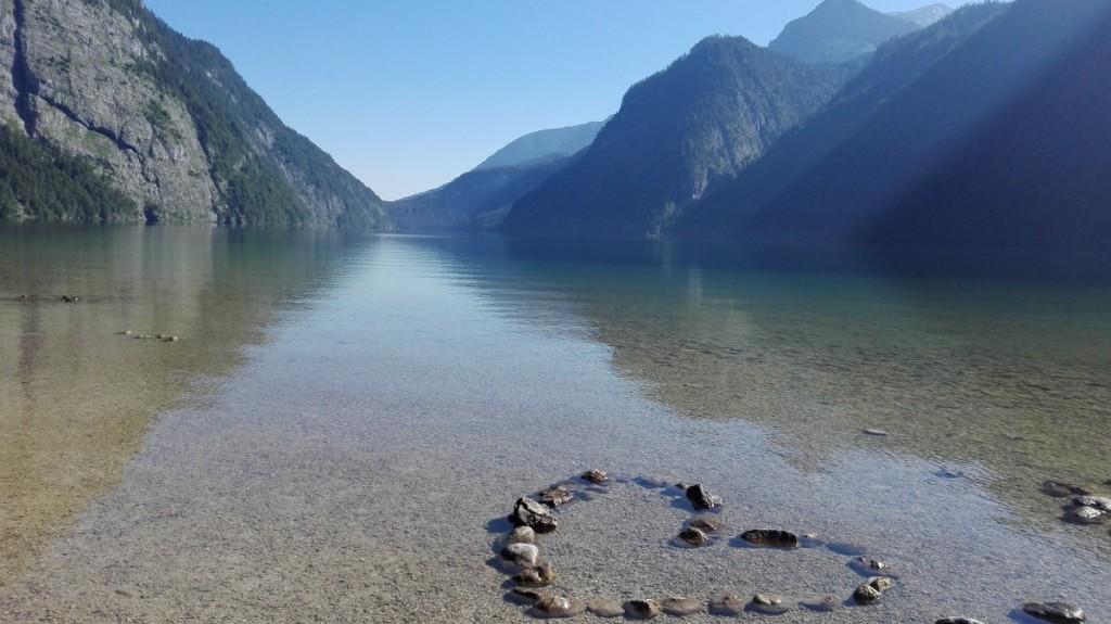 Längst hat das Berchtesgadener Land mein Bergsteigerherz erobert