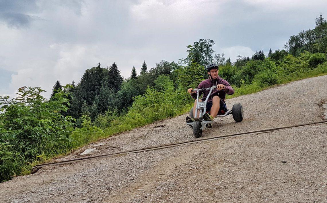 Mountaincart Berchtesgaden
