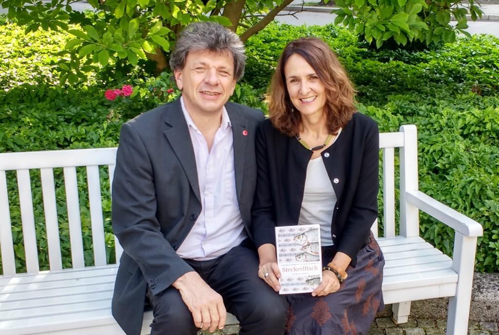 Steckerlfisch Lisa Graf-Riemann Ottmar Neuburger emons-Verlag
