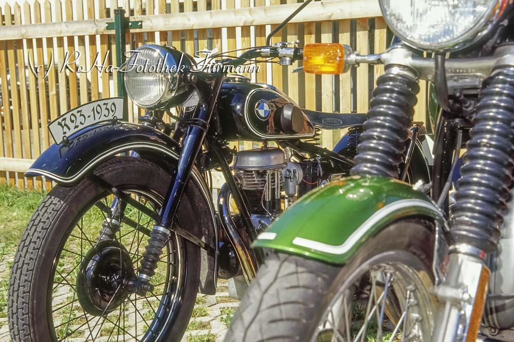 Motorräder - Oldtimer