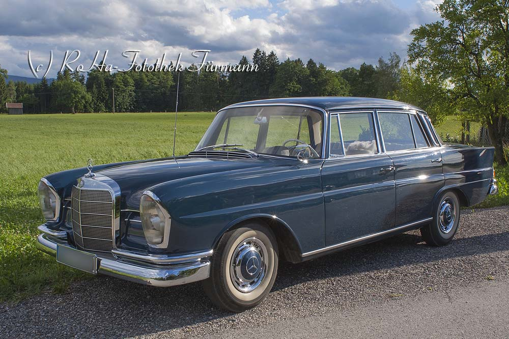 Auto - Oldtimer - Mercedes