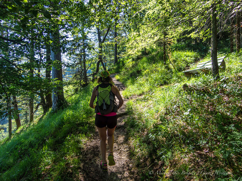 Trailrun Alpenstadt Bad Reichenhall Thumsee
