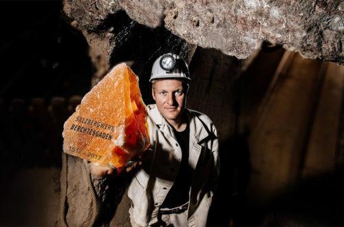 500 Jahre Salzbergwerk berchtesgaden