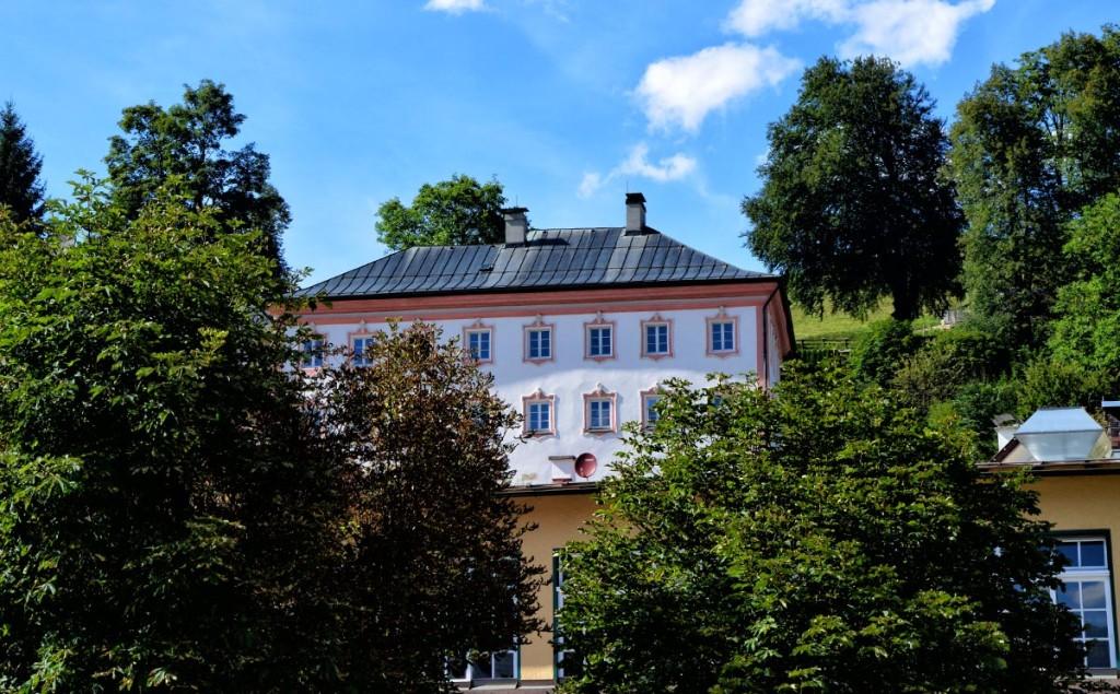 Das ehemalige Hofrichterhaus