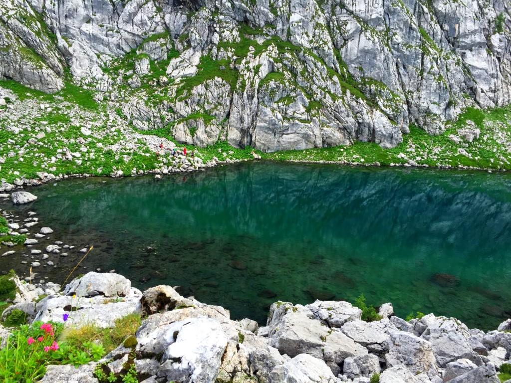 Der Seeleinsee ist einer der schönsten Flecken im Berchtesgadener Land