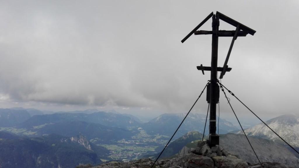 Kahlersberg Gipfelkreuz