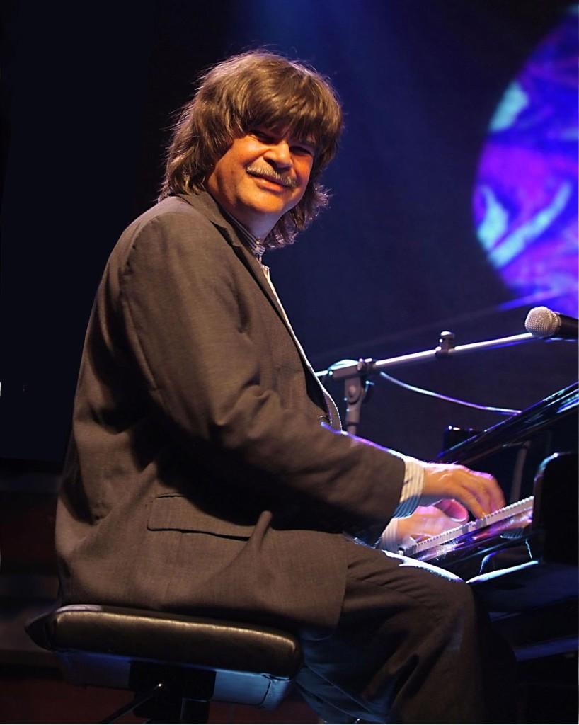 Pianist Axel Zwingenberger