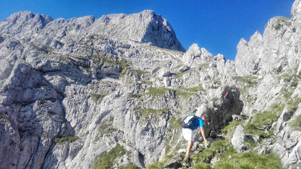 Salzburger-Steig-Hoher-Göll