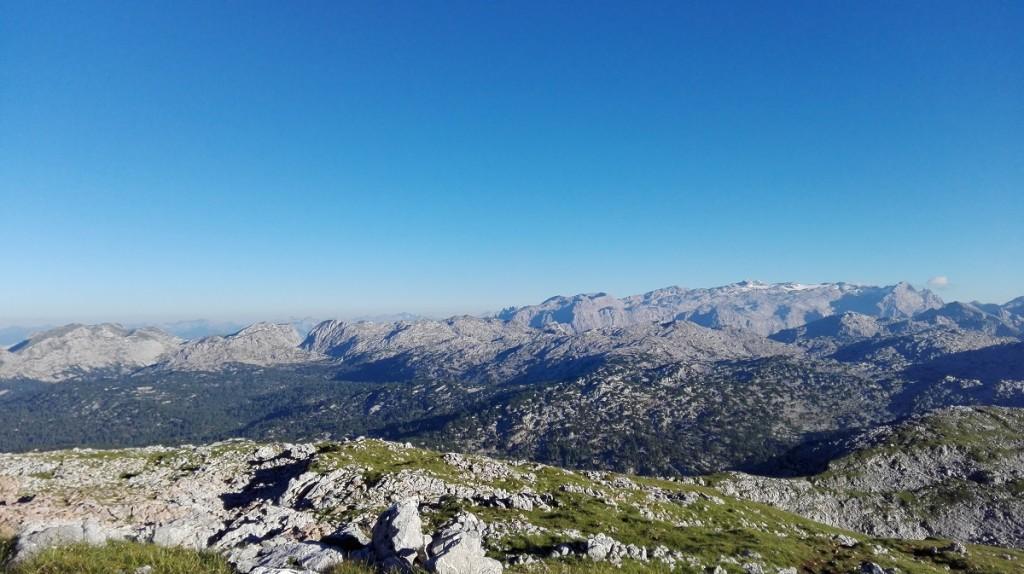 Schneibstein Panorama