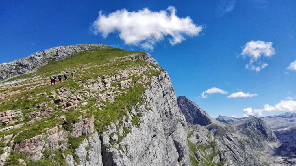 Seehorn-Gipfel