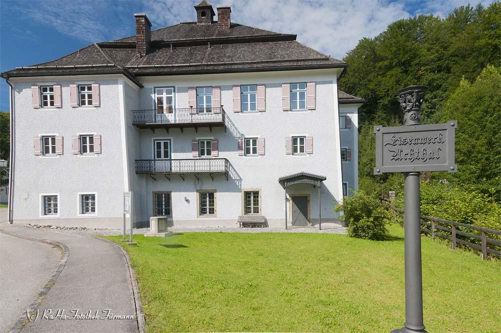 das Bergbaumuseum in Achthal, Gmd. Teisendorf, Rupertiwinkel, Oberbayern, Bayern, Berchtesgadener Land