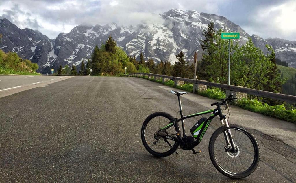 Am Alm - und Bergerlebnistag könnt ihr kostenlos E-Bikes testen.