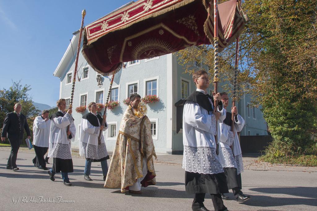 Erntedank in der Pfarrei St. Andreas Teisendorf