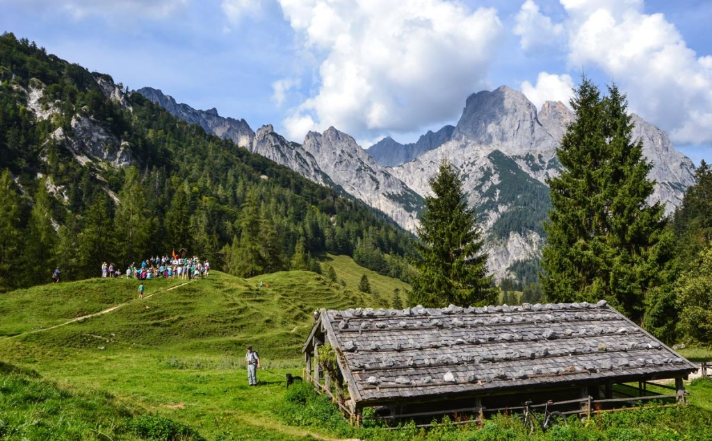 Bergmesse auf der Bindalm © Bilderecke Barbara Rasp Hobbyfotografie