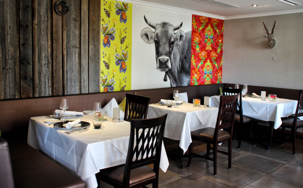 Restaurant Mundart im Hotel Gut Edermann