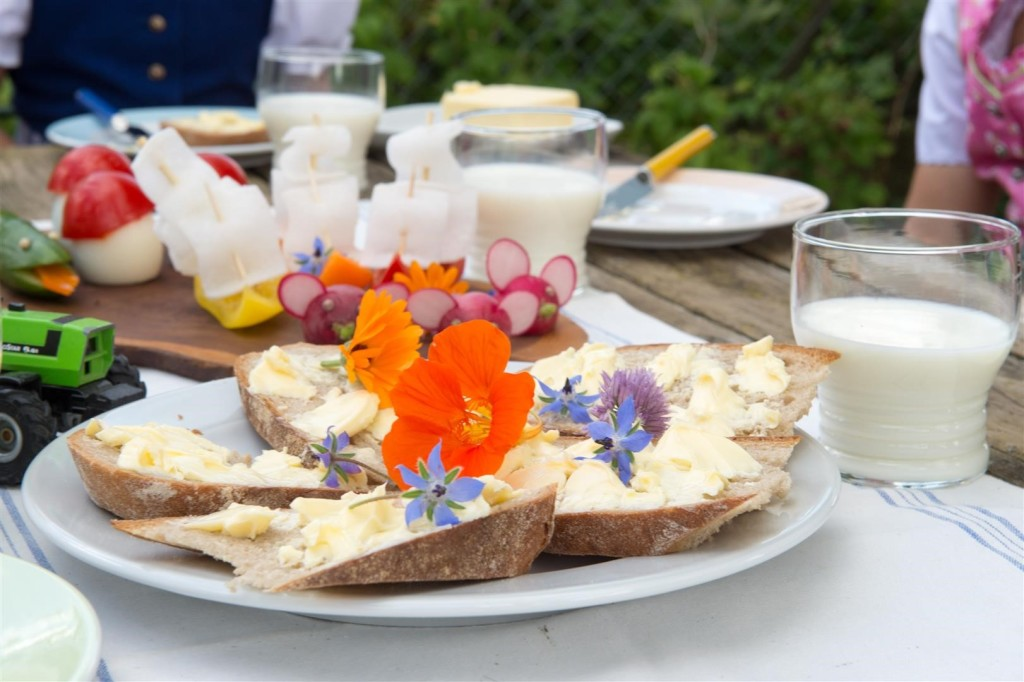 Tag des deutschen Butterbrotes am 30, September