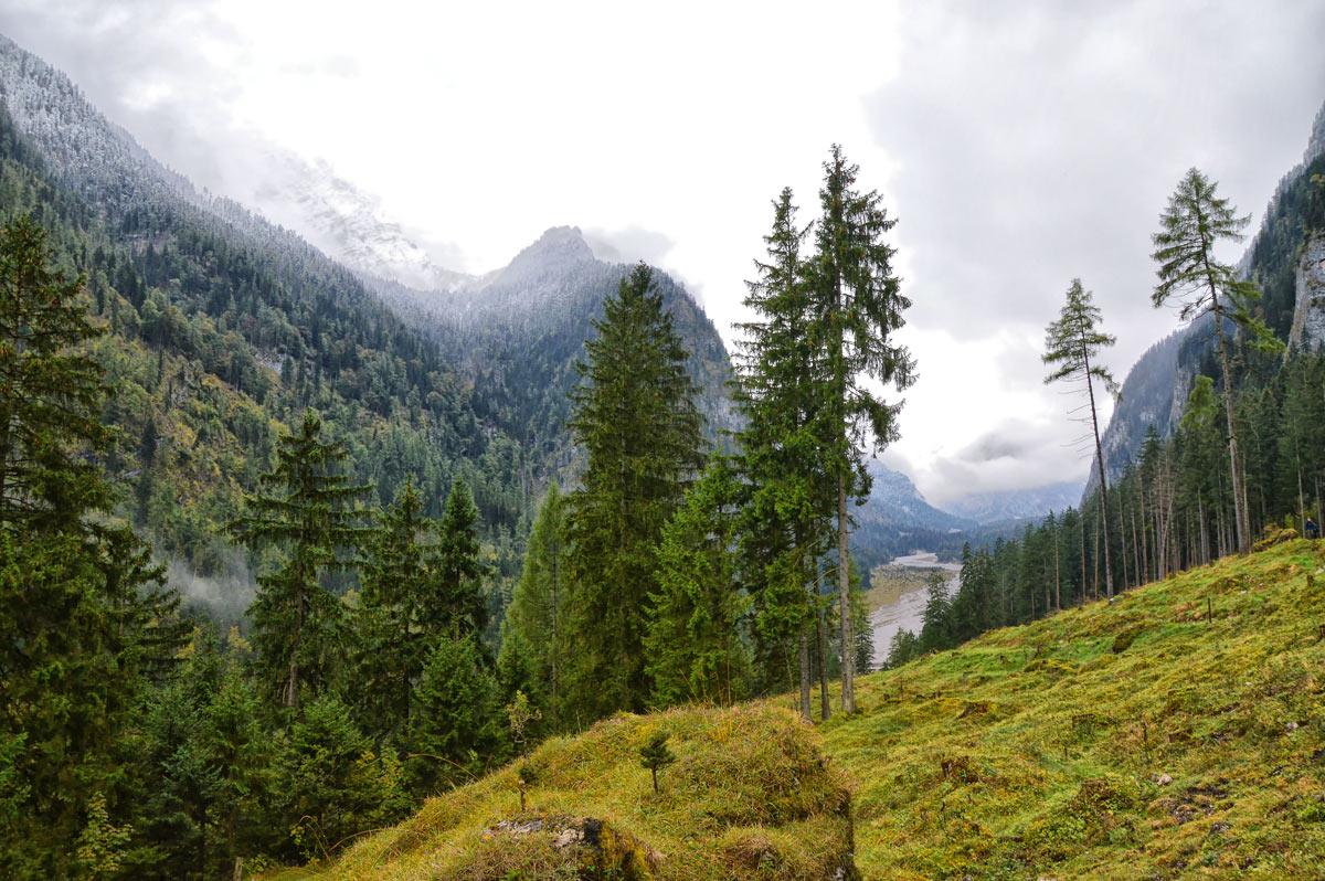 blick-vom-schattseitweg-ramsau-ins-wimbachgries