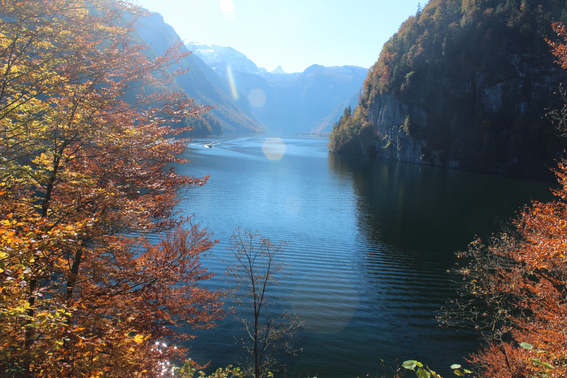 Spaziergang Königsee