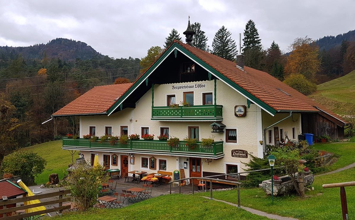 Der Listwirt im Nonner Oberland