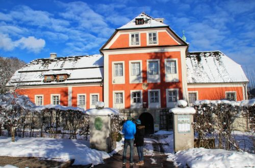 Das Museum Schloss Adelsheim in Berchtesgaden