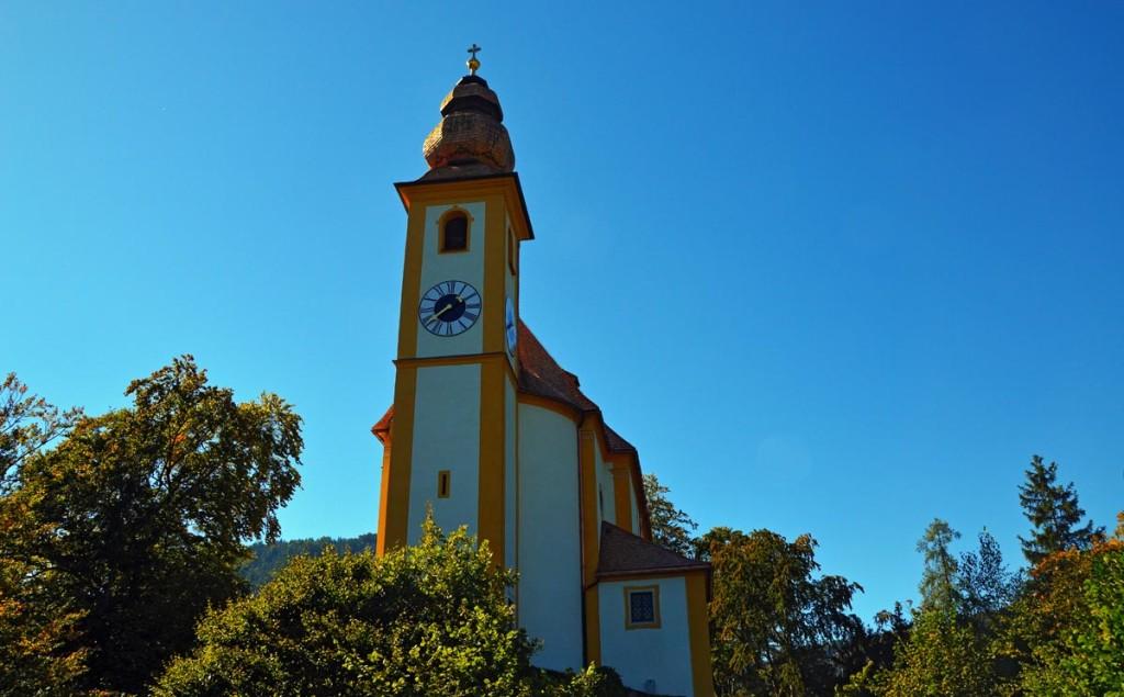 Kirche St. Pankraz | Bad Reichenhall