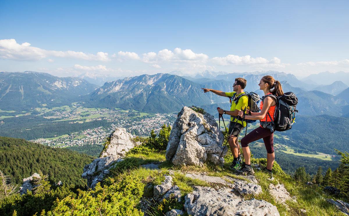 Wandern auf der SalzAlpenTour Bad Reichenhall