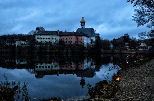 Laternenzauber am Höglwörther See