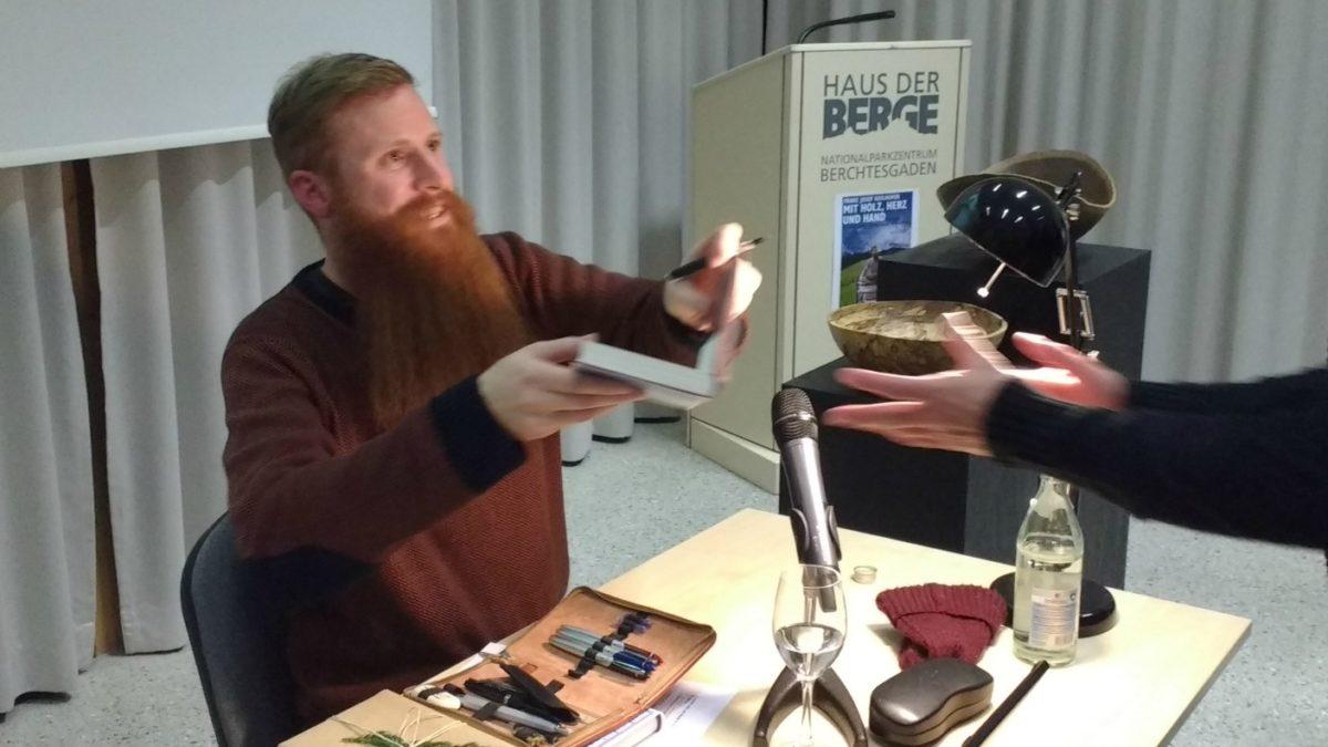 Franz Josef Keilhofer Mit Holz, Herz und Hand