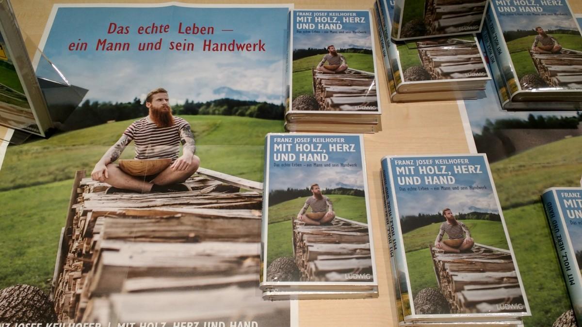 Franbz Josef Keilhofer Mit Holz, Herz und Hand